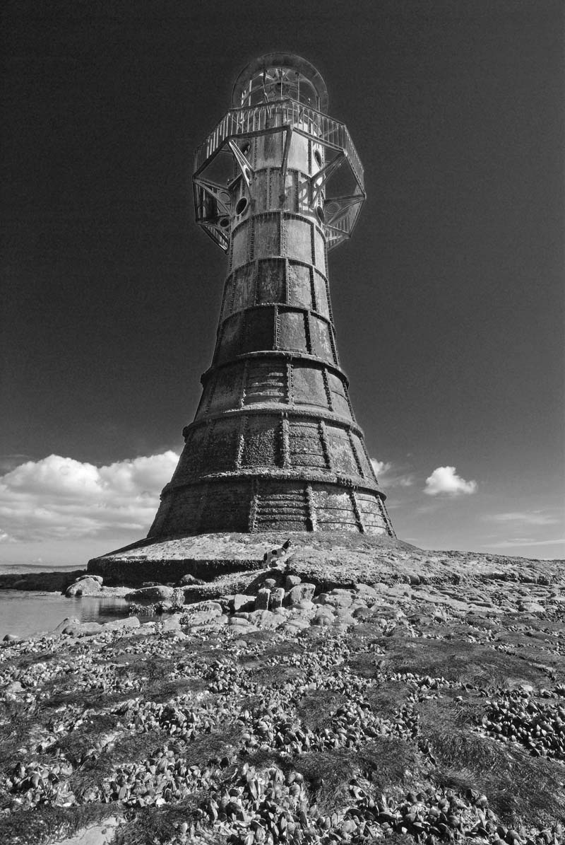 Whiteford Point Lighthouse