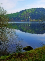 Lake Vyrnwy Reflections