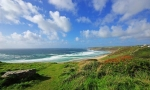 Sennen Cove, Land