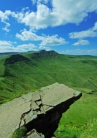 4.Cribyn, PYF and Corn du from Fan y Big