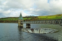 Another view of Pontsticill Reservoir Valve House