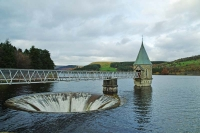 Pontsticill Reservoir and Valve House